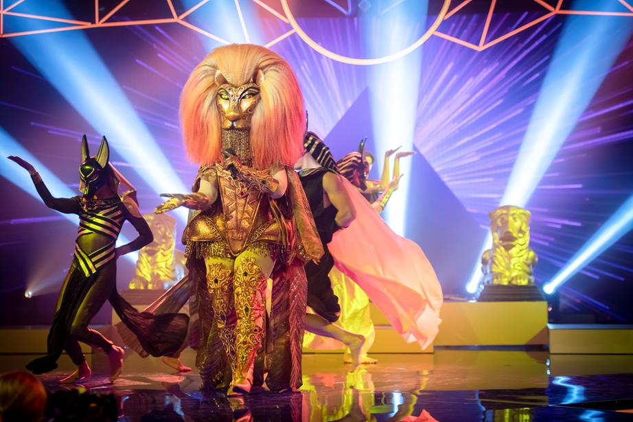 Disgruntled band accuses Masked Singer of nicking their arrangement