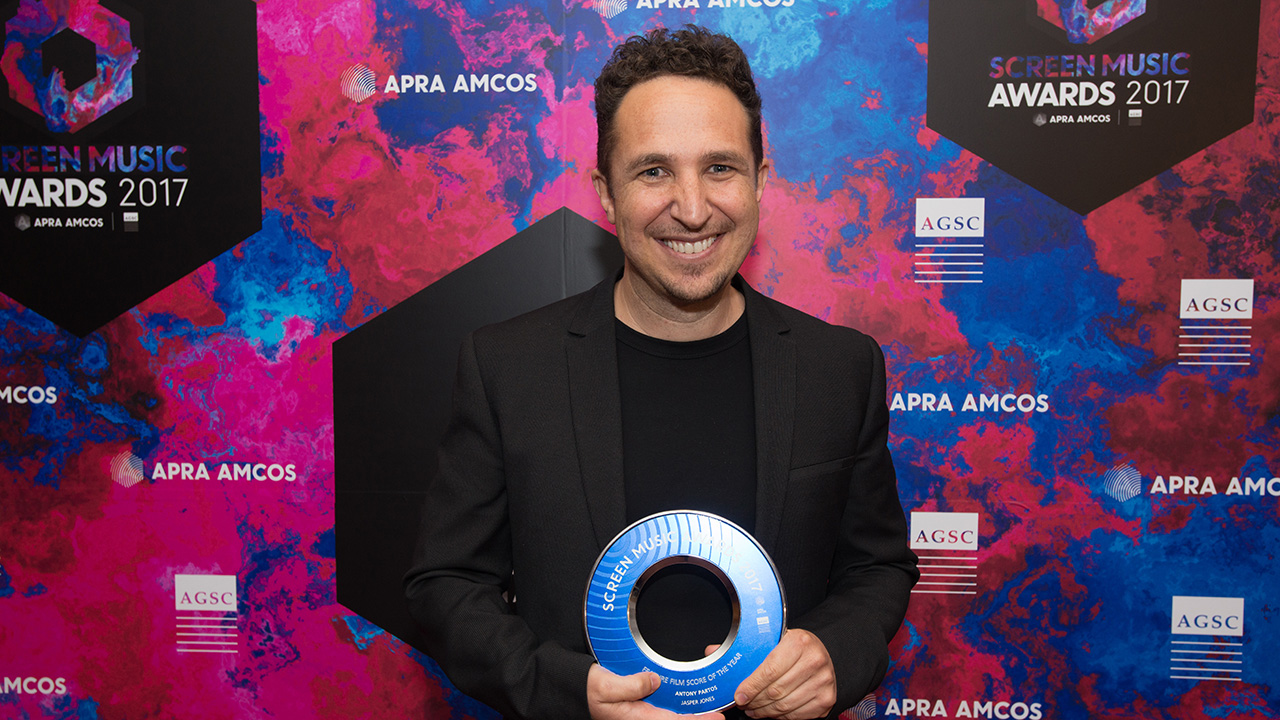 AGSC president Antony Partos on a challenging year for screen composers