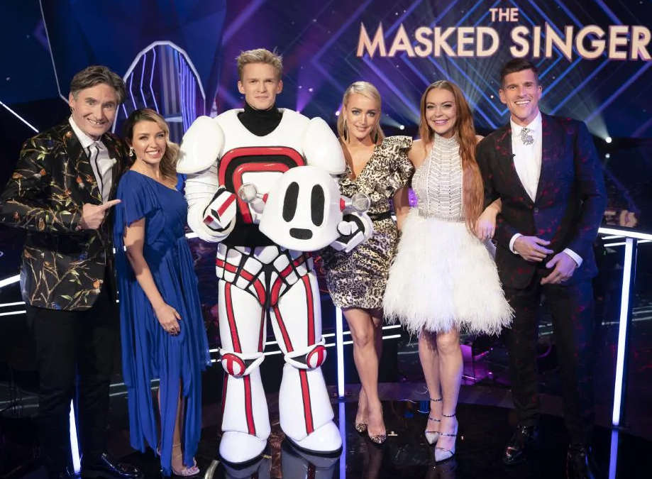 'The Masked Singer' is returning to Ten without Lindsay Lohan