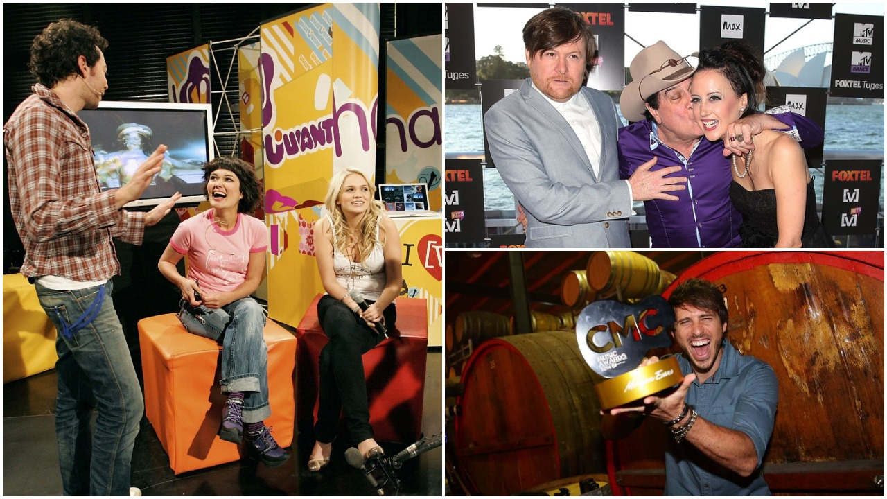 Channel [V], MAX & CMC: 25 years of unforgettable TV moments