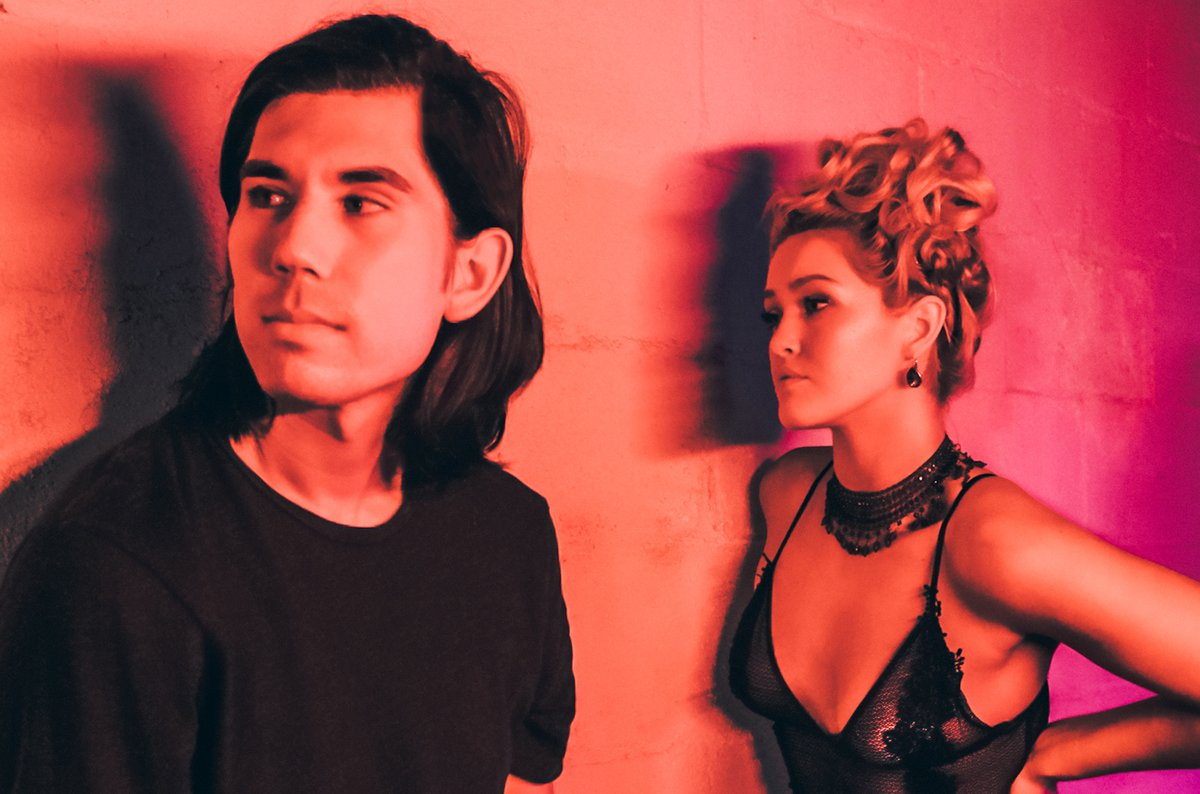 Uncharted: Gryffin & Elley Duhé will tempt MDs with their new energetic dance-pop collab