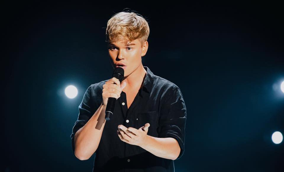 'The Voice' hits series-high ratings with Jack Vidgen return