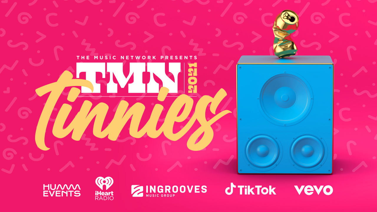 TMN expands music business awards 'The Tinnies' to promote & reward wider industry