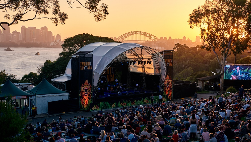 How Twilight At Taronga is supporting bushfire-affected animals through live music