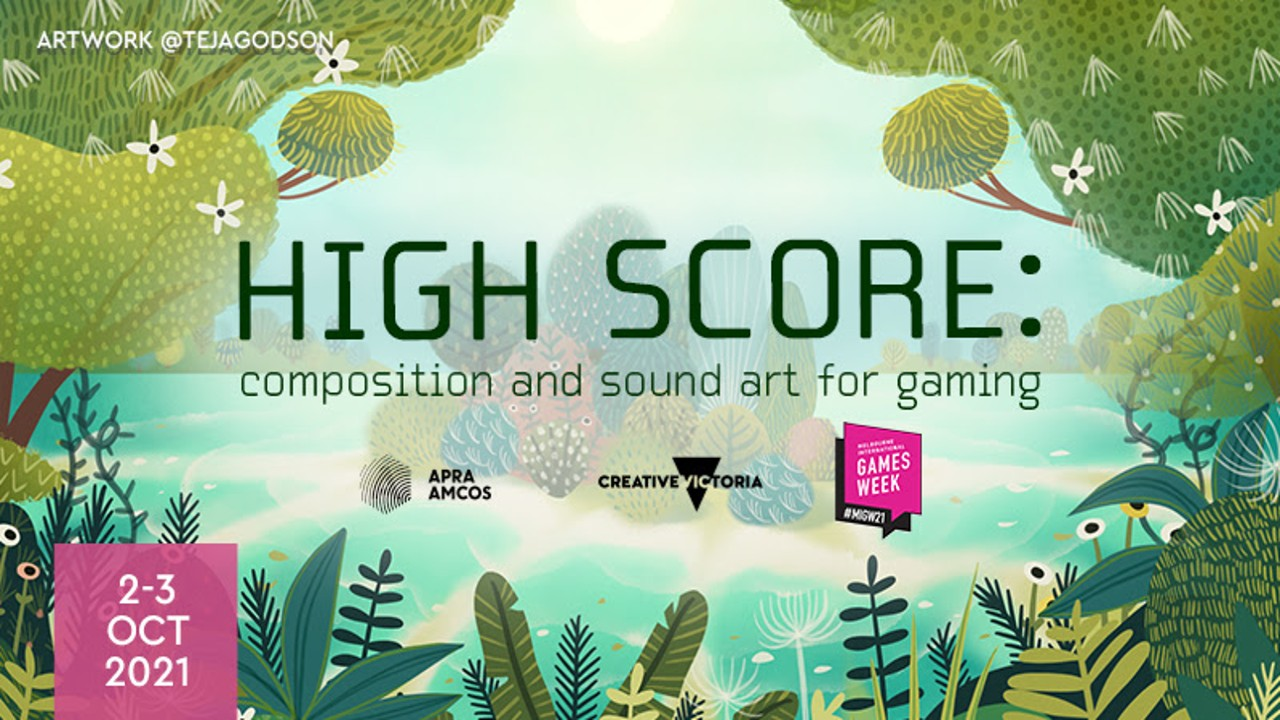 APRA AMCOS unveils program for gaming music conference High Score